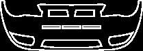 2011 г. – Начало изготовления бампера и порогов Fiat Albea